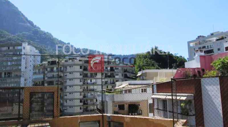 VISTA - Cobertura À Venda - Jardim Botânico - Rio de Janeiro - RJ - FLCO40039 - 16