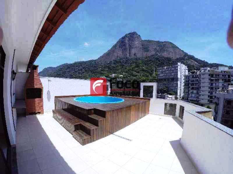 TERRAÇO - Cobertura À Venda - Jardim Botânico - Rio de Janeiro - RJ - FLCO40039 - 10