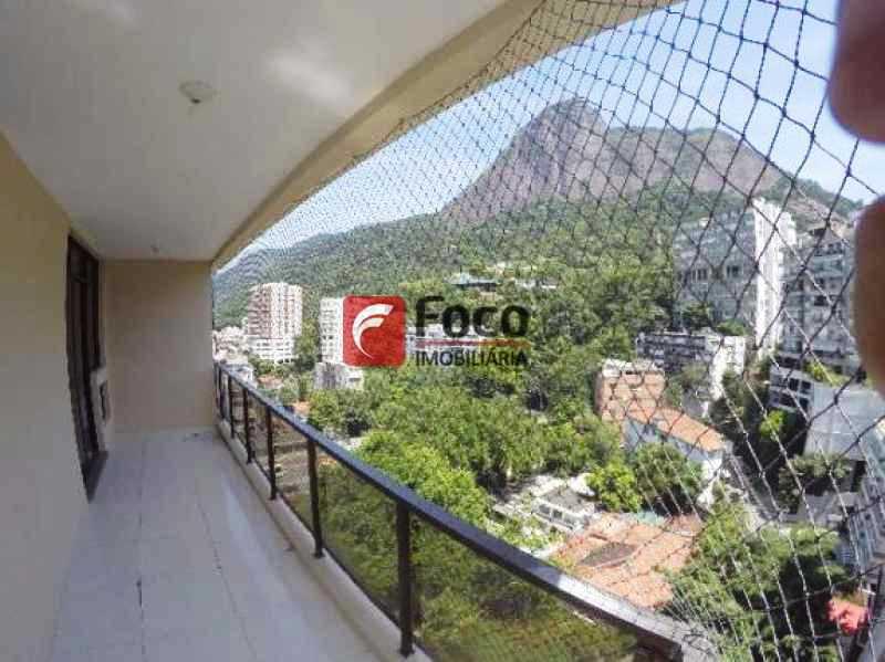 VARANDA - Cobertura À Venda - Jardim Botânico - Rio de Janeiro - RJ - FLCO40039 - 3