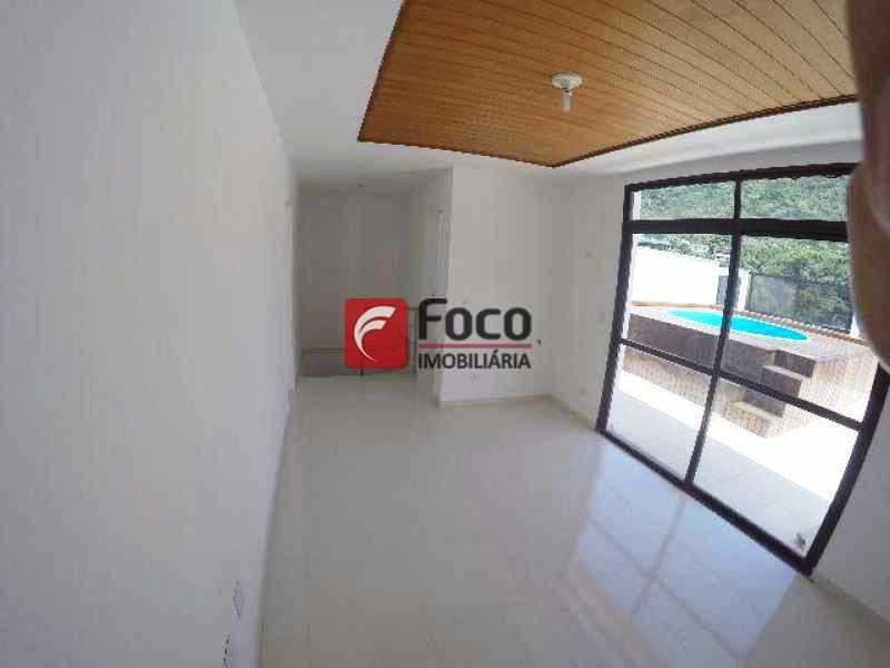 QUARTO - Cobertura À Venda - Jardim Botânico - Rio de Janeiro - RJ - FLCO40039 - 5