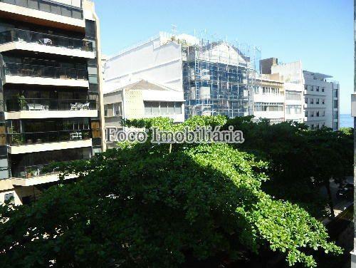 VISTA - Apartamento à venda Rua João Líra,Leblon, Rio de Janeiro - R$ 3.300.000 - FA33112 - 11