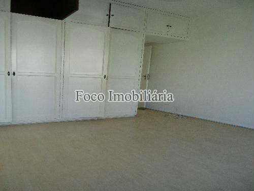 QUARTO - Apartamento à venda Rua João Líra,Leblon, Rio de Janeiro - R$ 3.300.000 - FA33112 - 12