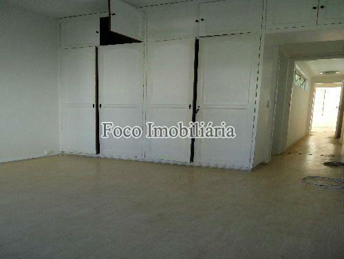 QUARTO - Apartamento à venda Rua João Líra,Leblon, Rio de Janeiro - R$ 3.300.000 - FA33112 - 13