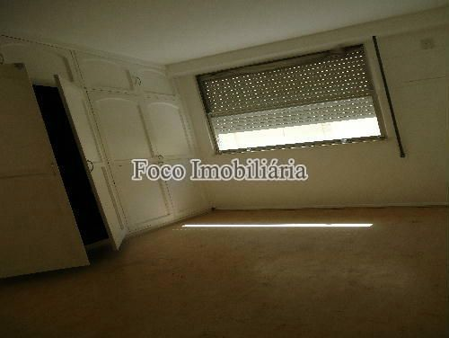 QUARTO - Apartamento à venda Rua João Líra,Leblon, Rio de Janeiro - R$ 3.300.000 - FA33112 - 9