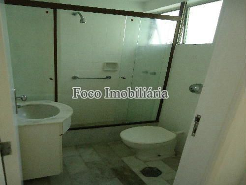 BANHEIRO - Apartamento à venda Rua João Líra,Leblon, Rio de Janeiro - R$ 3.300.000 - FA33112 - 17