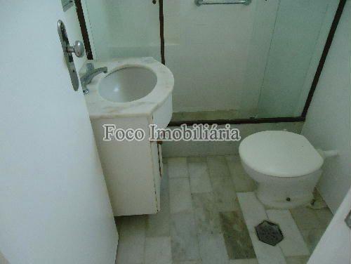 BANHEIRO - Apartamento à venda Rua João Líra,Leblon, Rio de Janeiro - R$ 3.300.000 - FA33112 - 18