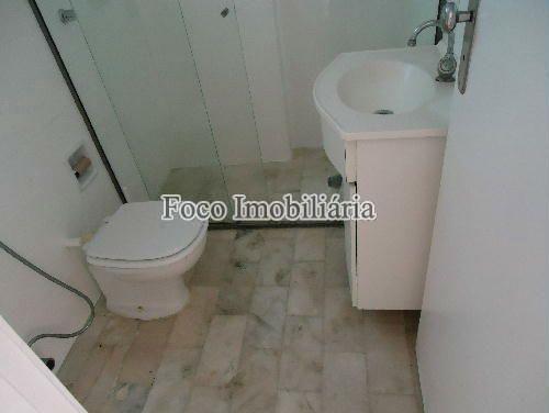 BANHEIRO - Apartamento à venda Rua João Líra,Leblon, Rio de Janeiro - R$ 3.300.000 - FA33112 - 19