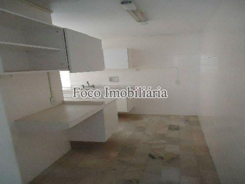 COZINHA - Apartamento à venda Rua João Líra,Leblon, Rio de Janeiro - R$ 3.300.000 - FA33112 - 21