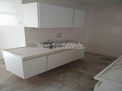 COZINHA - Apartamento à venda Rua João Líra,Leblon, Rio de Janeiro - R$ 3.300.000 - FA33112 - 20