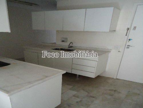 COZINHA - Apartamento à venda Rua João Líra,Leblon, Rio de Janeiro - R$ 3.300.000 - FA33112 - 23