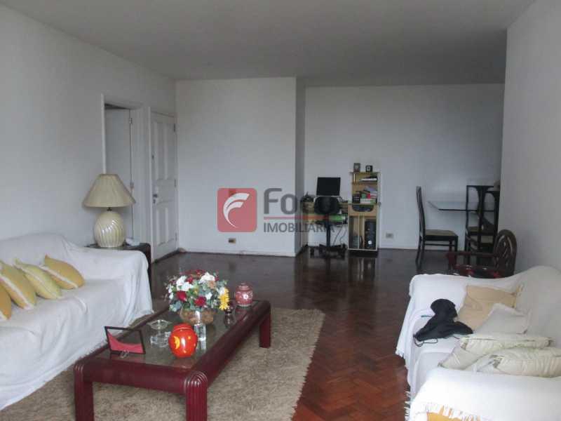 sala - Apartamento à venda Rua Marquês de São Vicente,Gávea, Rio de Janeiro - R$ 2.520.000 - JBAP40099 - 5