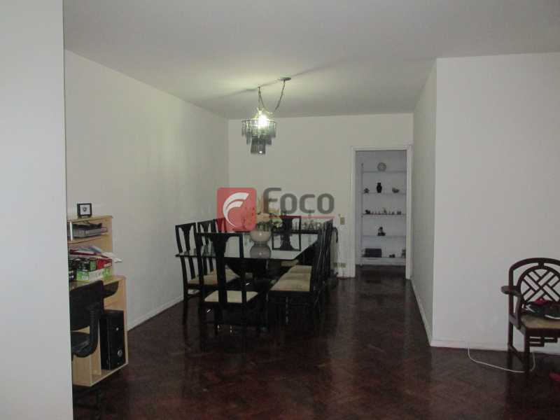 sala - Apartamento à venda Rua Marquês de São Vicente,Gávea, Rio de Janeiro - R$ 2.520.000 - JBAP40099 - 7
