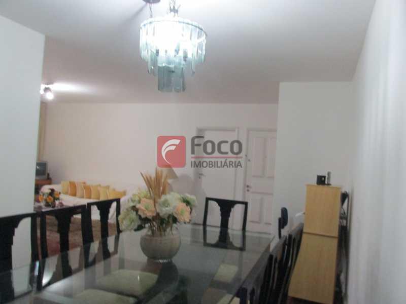 sala - Apartamento à venda Rua Marquês de São Vicente,Gávea, Rio de Janeiro - R$ 2.520.000 - JBAP40099 - 8