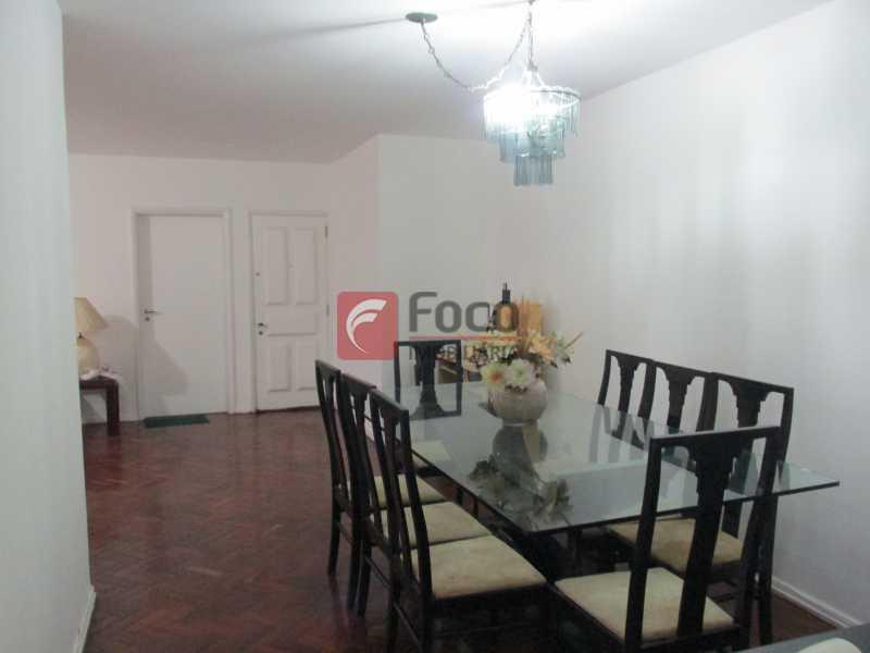 sala - Apartamento à venda Rua Marquês de São Vicente,Gávea, Rio de Janeiro - R$ 2.520.000 - JBAP40099 - 6