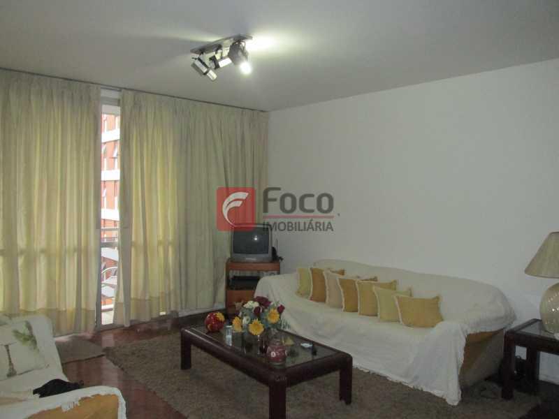 sala - Apartamento à venda Rua Marquês de São Vicente,Gávea, Rio de Janeiro - R$ 2.520.000 - JBAP40099 - 1