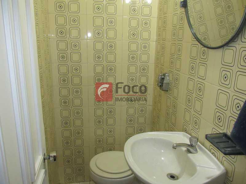lavabo - Apartamento à venda Rua Marquês de São Vicente,Gávea, Rio de Janeiro - R$ 2.520.000 - JBAP40099 - 26