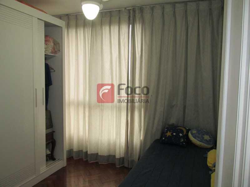 quarto - Apartamento à venda Rua Marquês de São Vicente,Gávea, Rio de Janeiro - R$ 2.520.000 - JBAP40099 - 10