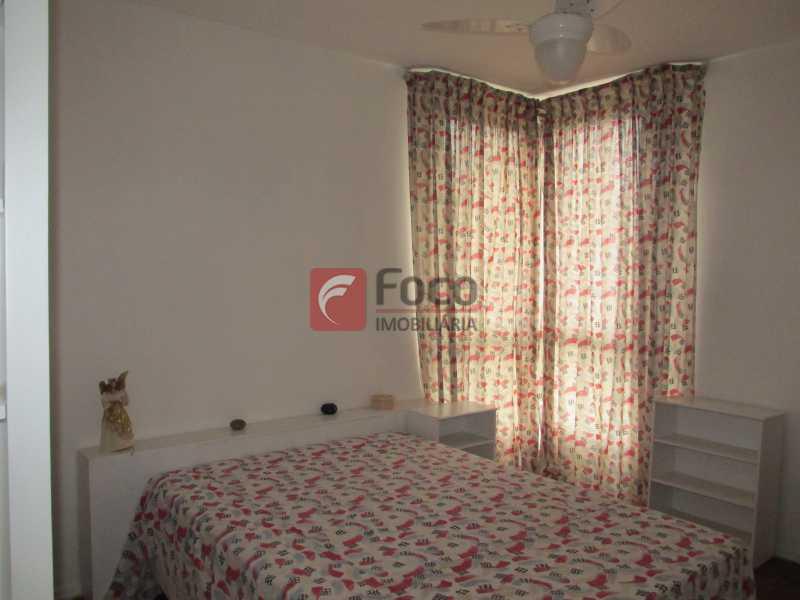 quarto - Apartamento à venda Rua Marquês de São Vicente,Gávea, Rio de Janeiro - R$ 2.520.000 - JBAP40099 - 11