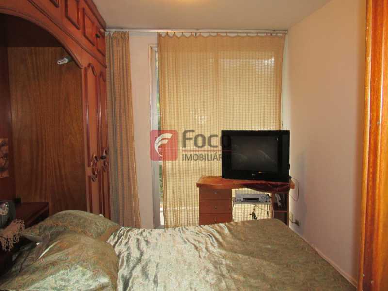 quarto suite - Apartamento à venda Rua Marquês de São Vicente,Gávea, Rio de Janeiro - R$ 2.520.000 - JBAP40099 - 12