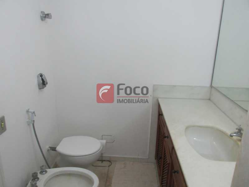 banheiro suite - Apartamento à venda Rua Marquês de São Vicente,Gávea, Rio de Janeiro - R$ 2.520.000 - JBAP40099 - 24
