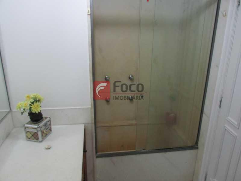 banheiro suite - Apartamento à venda Rua Marquês de São Vicente,Gávea, Rio de Janeiro - R$ 2.520.000 - JBAP40099 - 25