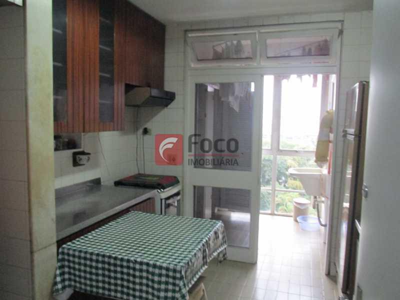 copa cozinha - Apartamento à venda Rua Marquês de São Vicente,Gávea, Rio de Janeiro - R$ 2.520.000 - JBAP40099 - 15