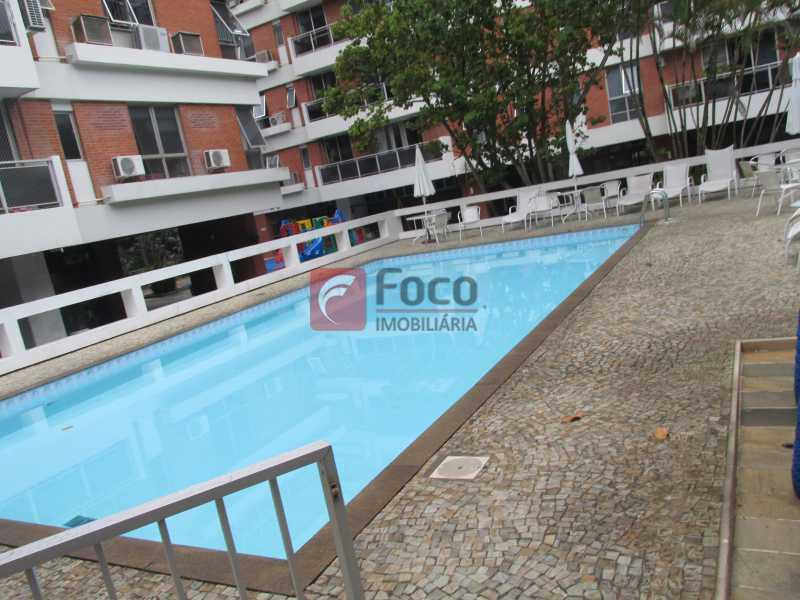 piscina - Apartamento à venda Rua Marquês de São Vicente,Gávea, Rio de Janeiro - R$ 2.520.000 - JBAP40099 - 3