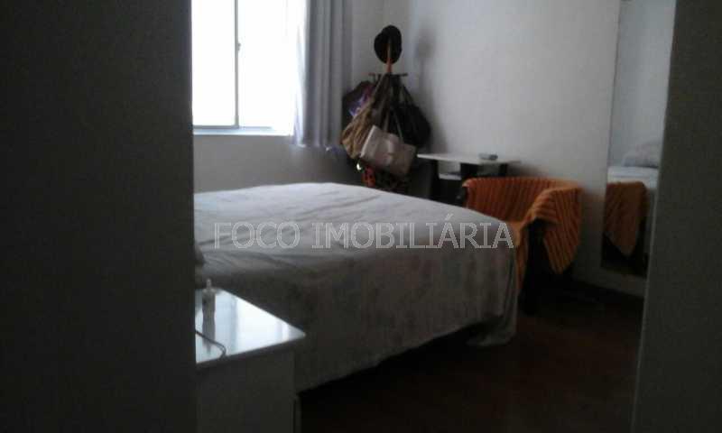 quarto suite - Apartamento à venda Avenida Padre Leonel Franca,Gávea, Rio de Janeiro - R$ 1.400.000 - JBAP40104 - 11