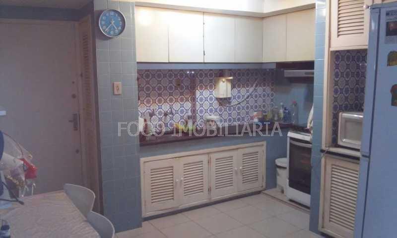 copa cozinha - Apartamento à venda Avenida Padre Leonel Franca,Gávea, Rio de Janeiro - R$ 1.400.000 - JBAP40104 - 10