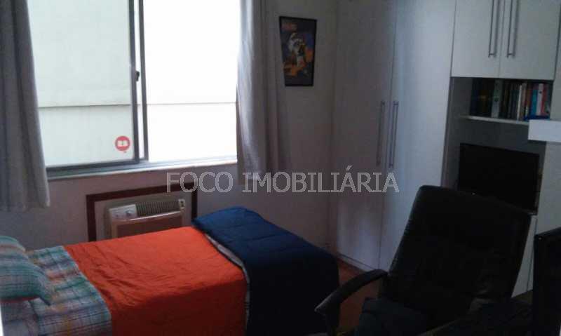 quarto - Apartamento à venda Avenida Padre Leonel Franca,Gávea, Rio de Janeiro - R$ 1.400.000 - JBAP40104 - 13