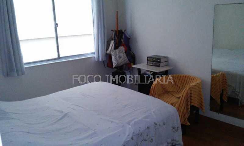 quarto - Apartamento à venda Avenida Padre Leonel Franca,Gávea, Rio de Janeiro - R$ 1.400.000 - JBAP40104 - 7