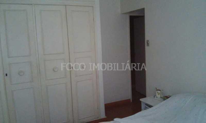 quarto suite - Apartamento à venda Avenida Padre Leonel Franca,Gávea, Rio de Janeiro - R$ 1.400.000 - JBAP40104 - 8
