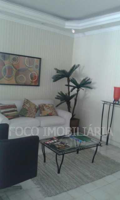 portaria - Apartamento à venda Avenida Padre Leonel Franca,Gávea, Rio de Janeiro - R$ 1.400.000 - JBAP40104 - 22