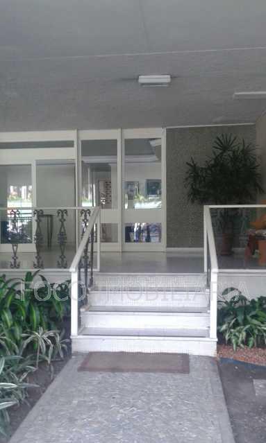 entrada social do predio - Apartamento à venda Avenida Padre Leonel Franca,Gávea, Rio de Janeiro - R$ 1.400.000 - JBAP40104 - 24