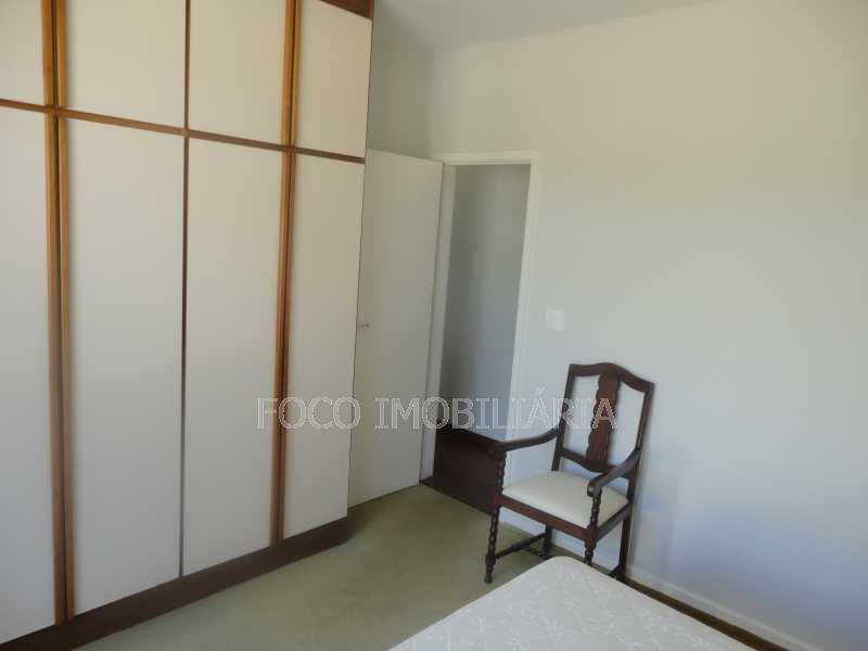 armário quarto 3 - Cobertura 4 quartos à venda Jardim Botânico, Rio de Janeiro - R$ 3.700.000 - JBCO40032 - 26