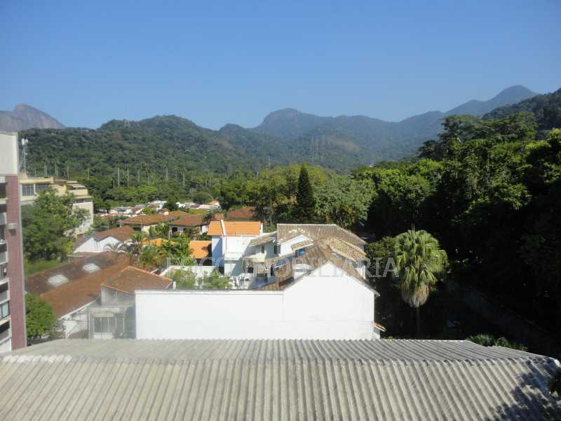 vista 3 - Cobertura 4 quartos à venda Jardim Botânico, Rio de Janeiro - R$ 3.700.000 - JBCO40032 - 28