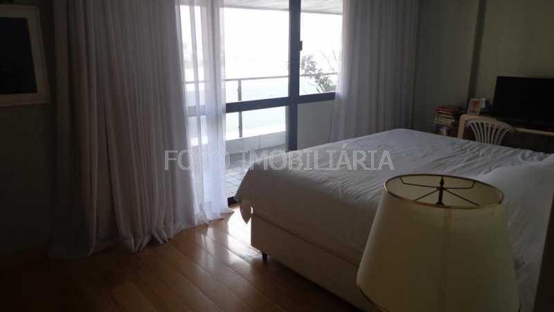 QUARTO SUÍTE MASTER - Apartamento 4 quartos à venda Lagoa, Rio de Janeiro - R$ 6.500.000 - FLAP40267 - 10
