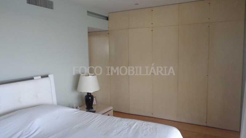 QUARTO SUÍTE MASTER - Apartamento 4 quartos à venda Lagoa, Rio de Janeiro - R$ 6.500.000 - FLAP40267 - 11