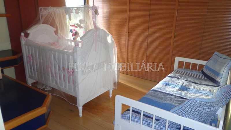 QUARTO SUÍTE 3 - Apartamento 4 quartos à venda Lagoa, Rio de Janeiro - R$ 6.500.000 - FLAP40267 - 18