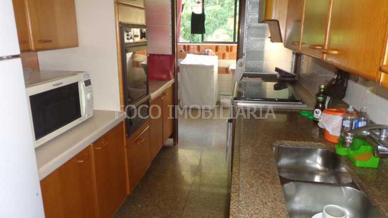 COZINHA - Apartamento 4 quartos à venda Lagoa, Rio de Janeiro - R$ 6.500.000 - FLAP40267 - 24