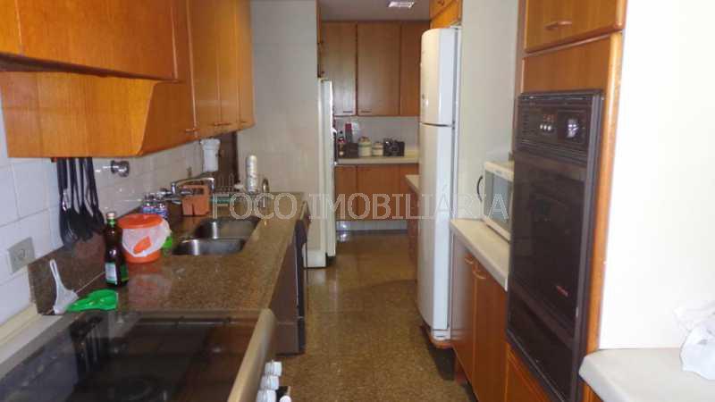 COPACOZINHA - Apartamento 4 quartos à venda Lagoa, Rio de Janeiro - R$ 6.500.000 - FLAP40267 - 25