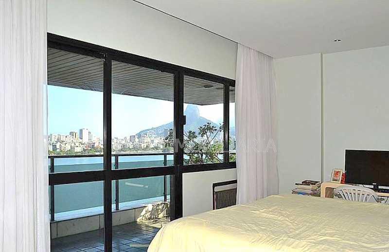 QUARTO SUÍTE - Apartamento 4 quartos à venda Lagoa, Rio de Janeiro - R$ 6.500.000 - FLAP40267 - 14