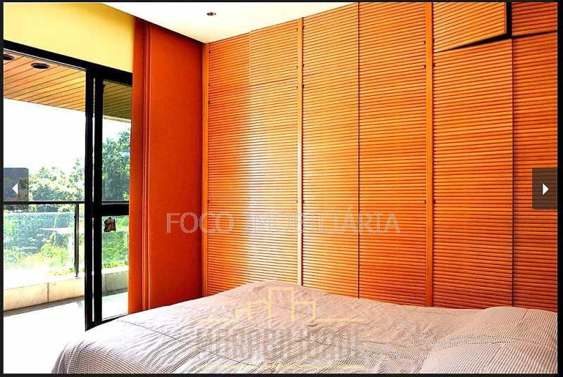 QUARTO SUITE - Apartamento 4 quartos à venda Lagoa, Rio de Janeiro - R$ 6.500.000 - FLAP40267 - 15