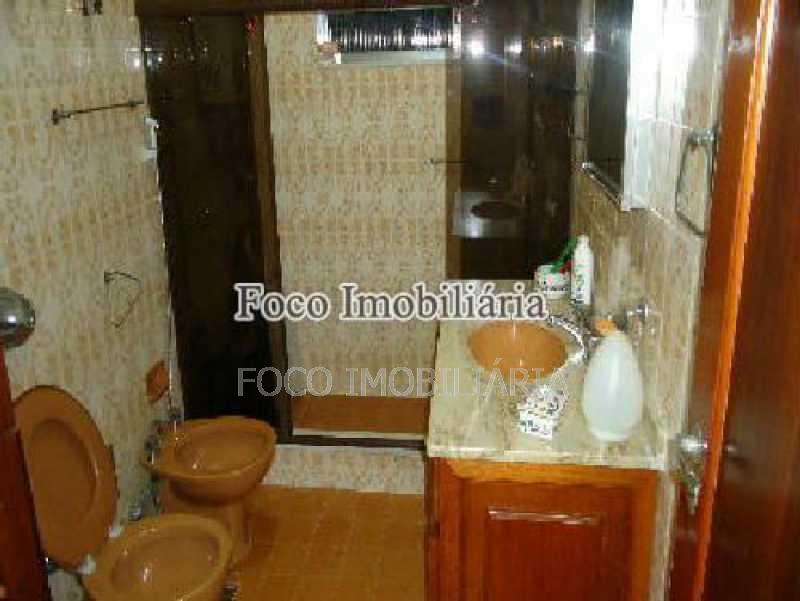 BANHEIRO - Apartamento à venda Rua Cândido Mendes,Glória, Rio de Janeiro - R$ 1.100.000 - JBAP30476 - 4