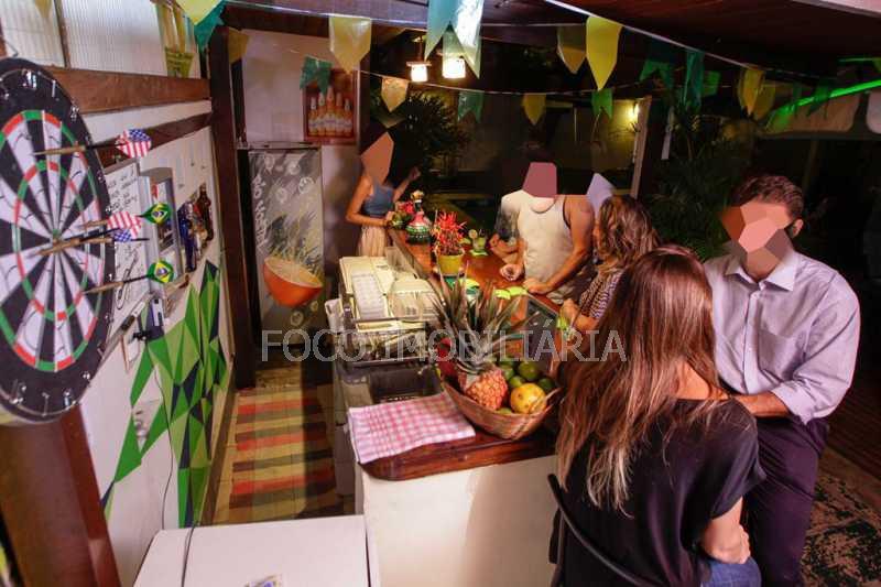 BAR PISCINA - Hotel à venda Rua Joaquim Murtinho,Santa Teresa, Rio de Janeiro - R$ 1.800.000 - FLHT110001 - 23