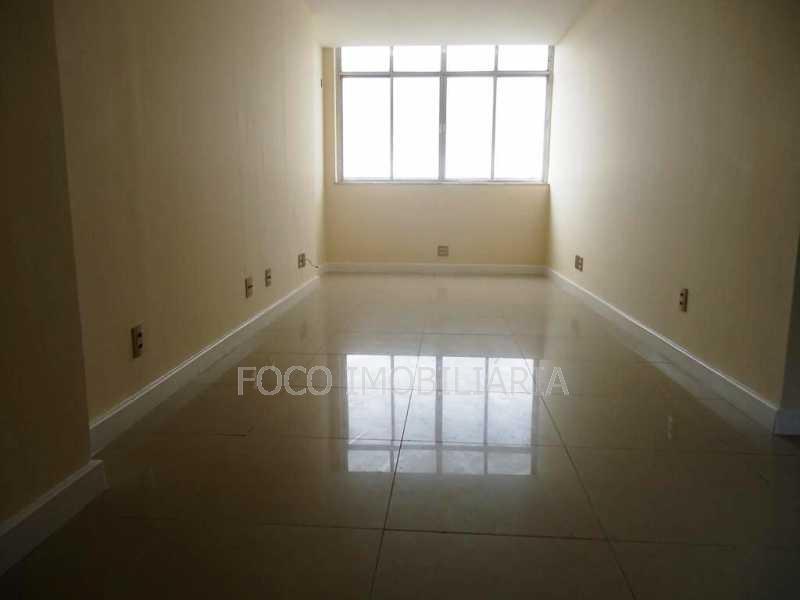 SALA - Apartamento à venda Avenida Nossa Senhora de Copacabana,Copacabana, Rio de Janeiro - R$ 1.050.000 - FLAP21164 - 3