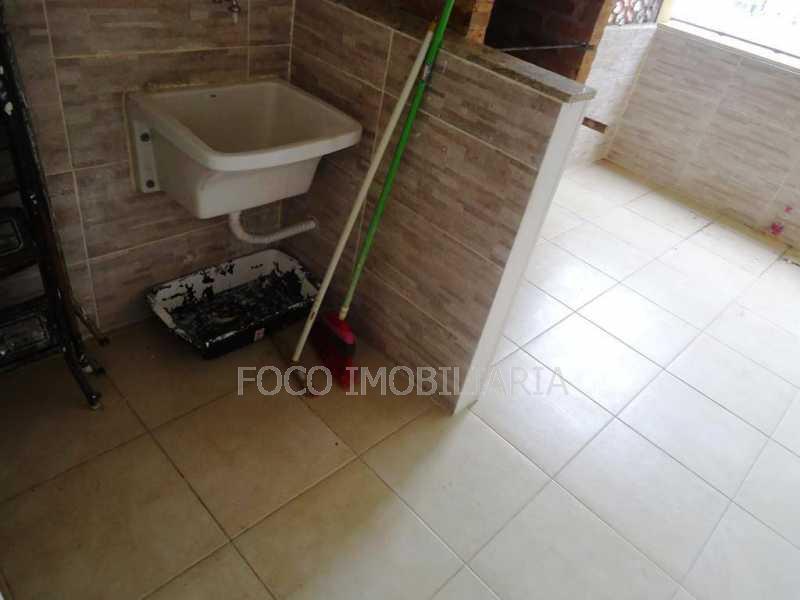 ÁREA SERVIÇO - Apartamento à venda Avenida Nossa Senhora de Copacabana,Copacabana, Rio de Janeiro - R$ 1.050.000 - FLAP21164 - 7