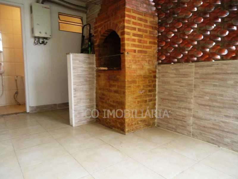 TERRAÇO - Apartamento à venda Avenida Nossa Senhora de Copacabana,Copacabana, Rio de Janeiro - R$ 1.050.000 - FLAP21164 - 1