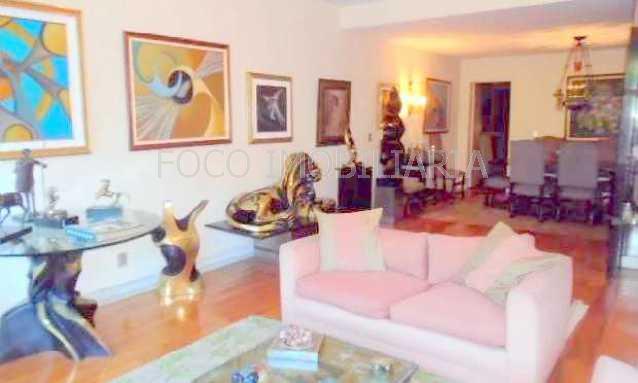 SALA - Apartamento à venda Avenida Rui Barbosa,Flamengo, Rio de Janeiro - R$ 3.100.000 - FA40230 - 5