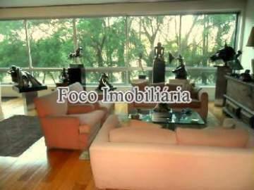 SALÃO - Apartamento à venda Avenida Rui Barbosa,Flamengo, Rio de Janeiro - R$ 3.100.000 - FA40230 - 1